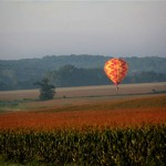 Galena Activities, hot air balloon rides in Galena