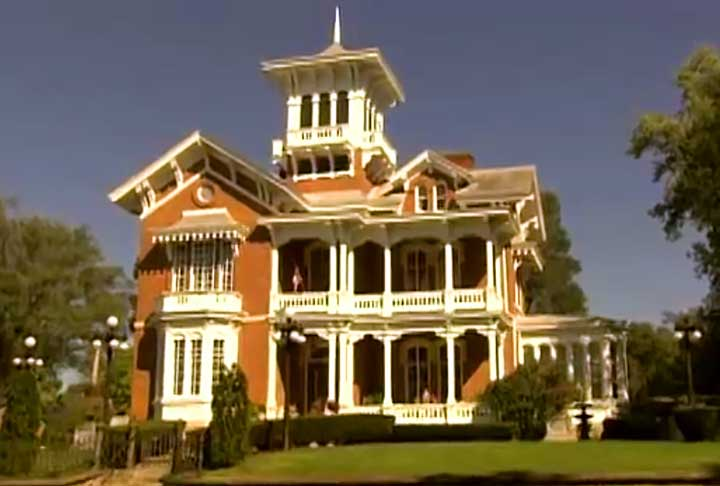 Galena's Belvedere Mansion