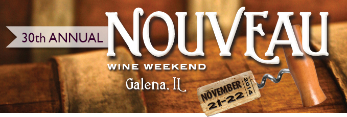Galena Nouveau Wine Weekend 2014