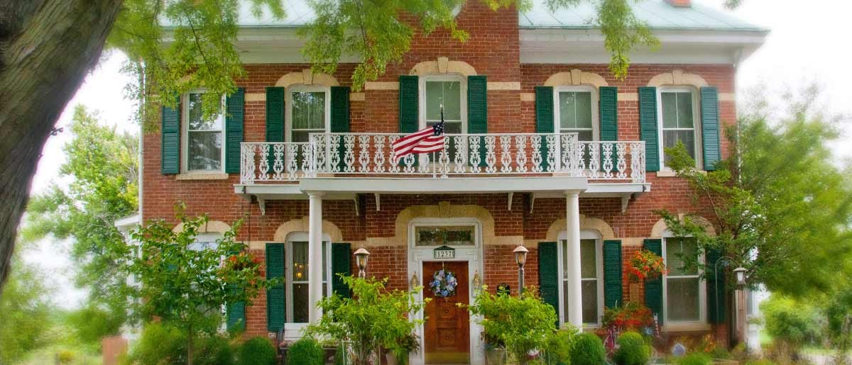 Bed Breakfast Galena Il