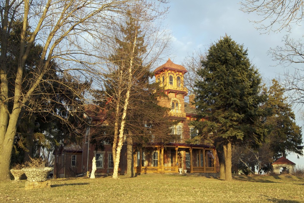 The Tour of Historic Galena Homes