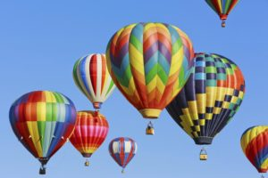 Great Galena Balloon Race 2017